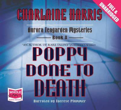 Poppy Done to Death (CD-Audio)