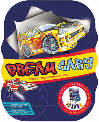 Cover Cars Cool Creations - Boxset S.