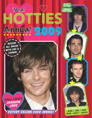 Cover Total Hotties Annual 2009