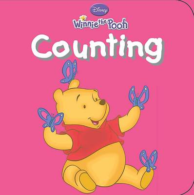 "Disney ""Winnie the Pooh"": Counting (Board book)"