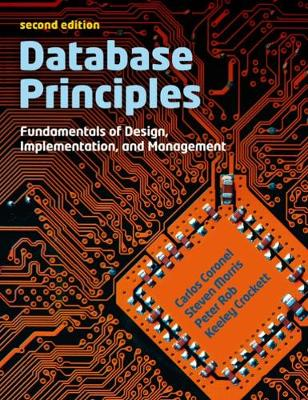 Database Principles: Fundamentals of Design, Implementations and Management (Mixed media product)