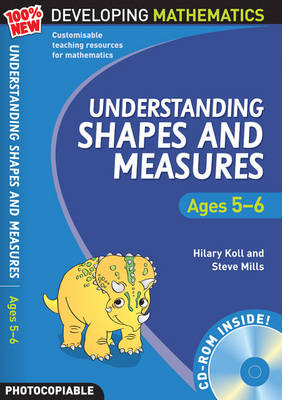 Understanding Shapes and Measures: Ages 5-6 - 100% New Developing Mathematics (Mixed media product)