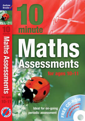 Ten Minute Maths Assessments Ages 10-11 - Maths (Mixed media product)