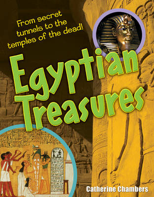 Egyptian Treasures: Age 8-9, Average Readers - White Wolves Non Fiction (Paperback)