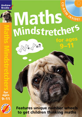 Mental Maths Mindstretchers 9-11: Includes Amazing Number Wheel Puzzles and CD-ROM - Maths (Mixed media product)