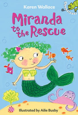 Miranda to the Rescue - Chameleons (Hardback)