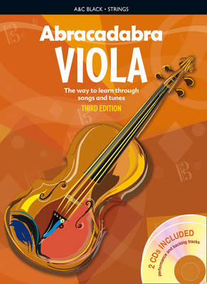 Abracadabra Strings,Abracadabra: Abracadabra Viola: The Way to Learn Through Songs and Tunes - Abracadabra Strings,Abracadabra (Mixed media product)