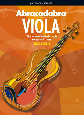 Abracadabra Viola Pupil's Book: The Way to Learn Through Songs and Tunes - Abracadabra Strings (Paperback)