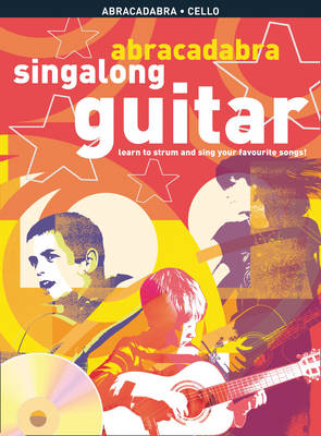 Abracadabra Guitar,Abracadabra: Abracadabra Singalong Guitar: Learn Guitar with 30 Singalong Greats - Abracadabra Guitar,Abracadabra (Mixed media product)