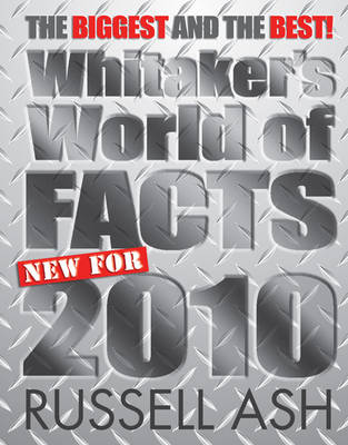 Whitaker's World of Facts 2010 2010 (Hardback)