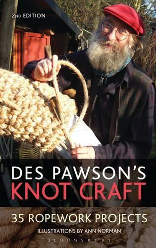 Des Pawson's Knot Craft: 35 Ropework Projects (Paperback)