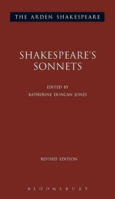 Shakespeare's Sonnets: Revised - Arden Shakespeare (Hardback)