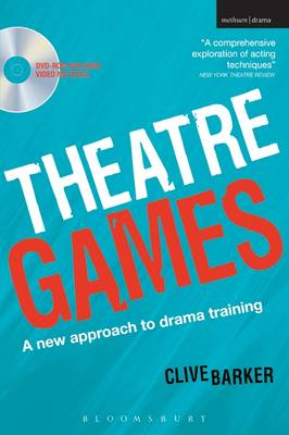 Theatre Games: A New Approach to Drama Training - Performance Books (Mixed media product)