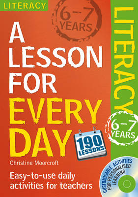 Lesson for Every Day: Literacy Ages 6-7 - Lesson for Every Day (Mixed media product)