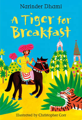 A Tiger for Breakfast - White Wolves: World Folk Tales (Hardback)