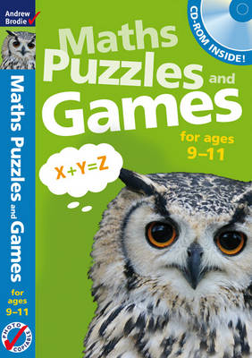 Maths Puzzles and Games 9-11 - Maths (Mixed media product)
