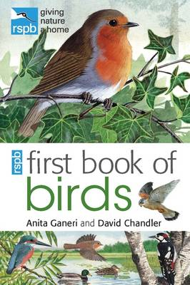 RSPB First Book of Birds (Paperback)