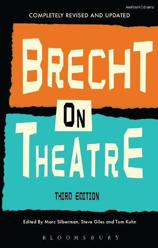 Brecht on Theatre: The Development of an Aesthetic (Paperback)