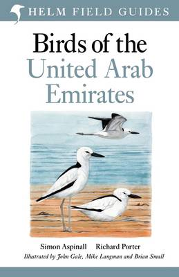 Birds of the United Arab Emirates - Helm Field Guides (Paperback)