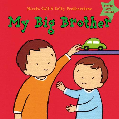 My Big Brother: Dealing with Feelings - Dealing with Feelings (Hardback)
