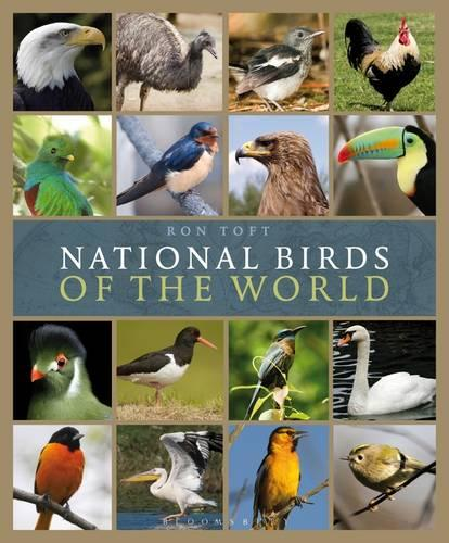 National Birds of the World: Avian Emblems of the World (Hardback)