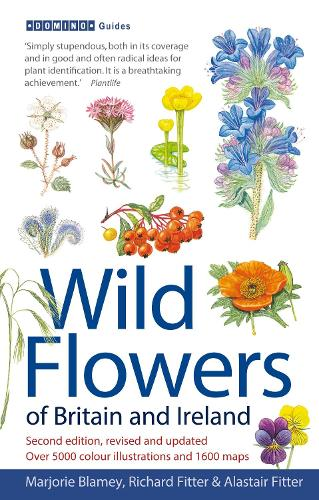 Wild Flowers of Britain and Ireland (Paperback)