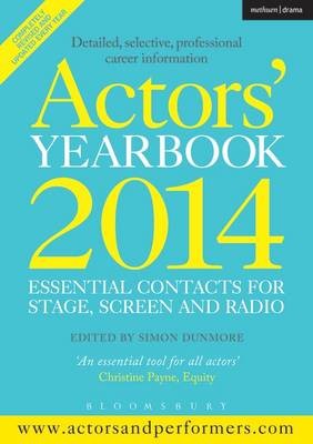 Actors' Yearbook 2014 (Paperback)