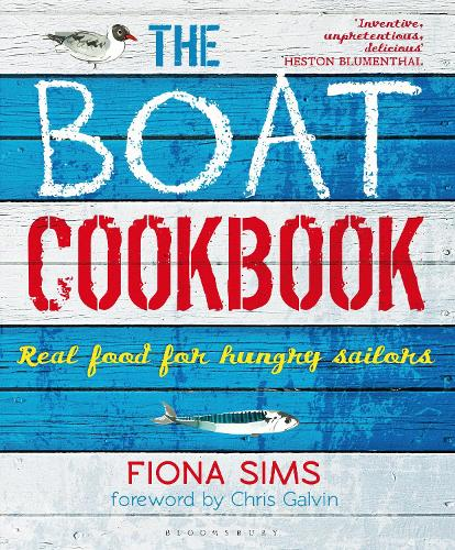 The Boat Cookbook: Real Food for Hungry Sailors (Paperback)