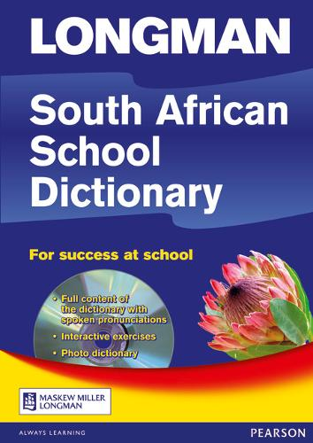 Longman South African School Dictionary - South African Dictionary (Mixed media product)