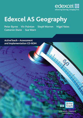 Edexcel Geography AS ActiveTeach Pack (CD-ROM)