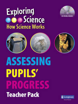 Exploring Science: How Science Works Assessing Pupils' Progress Pack - Exploring Science 2 (Mixed media product)