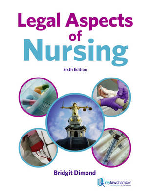 Legal Aspects of Nursing (Paperback)