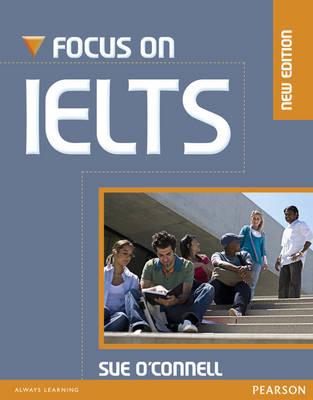 Focus on IELTS Coursebook - Focus (Mixed media product)