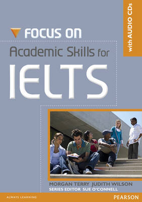 Focus on Academic Skills for IELTS NE Book/CD Pack - Focus (Mixed media product)