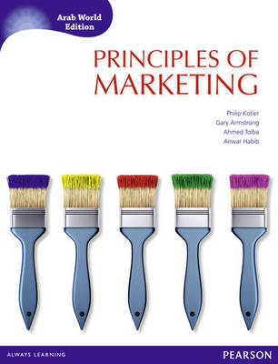 Principles of Marketing with MyMarketingLab (Mixed media product)