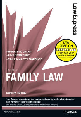 Law Express: Family Law (Revision Guide) - Law Express (Paperback)