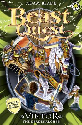 Viktor the Deadly Archer - Beast Quest No. 11 (Paperback)