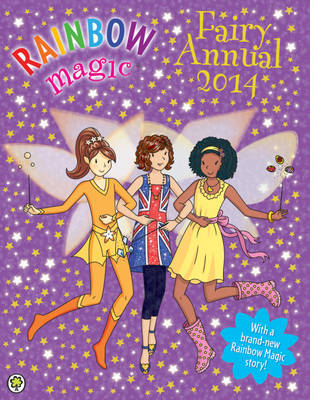Cover Fairy Annual 2014 - Rainbow Magic 504
