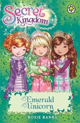 Emerald Unicorn - Secret Kingdom 23 (Paperback)