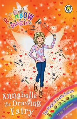 Annabelle the Drawing Fairy: Book 2: The Magical Crafts Fairies - Rainbow Magic: The Magical Crafts Fairies 142 (Paperback)