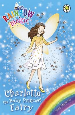 charlotte the baby princess fairy by daisy meadows