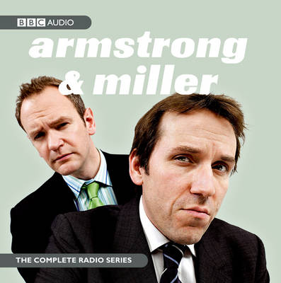 The Armstrong and Miller: Radio Series (CD-Audio)