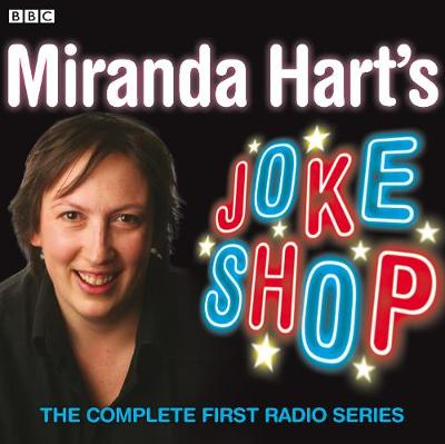 Miranda Hart's Joke Shop (CD-Audio)