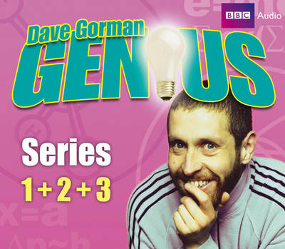 Dave Gorman: Genius: Series 1, 2 & 3 (CD-Audio)