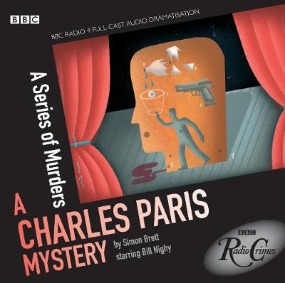 Charles Paris: A Series of Murders - Radio Crimes (CD-Audio)