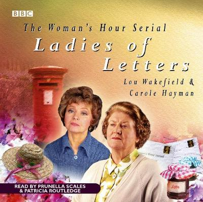 """Ladies of Letters"" (CD-Audio)"