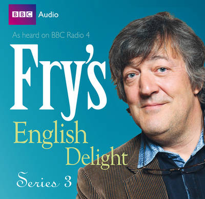 Fry's English Delight: Series 3 (CD-Audio)