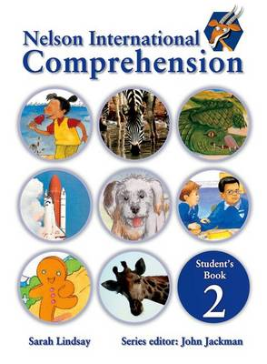 Nelson Comprehension International Student's Book 2: Egypt Version (Paperback)