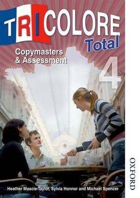 Tricolore Total 4 Copymasters & Assessment (Paperback)