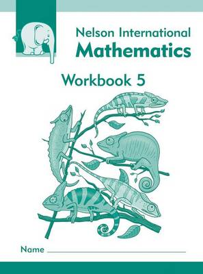 Nelson International Mathematics Workbook 5 (Paperback)